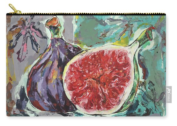 Ripe Figs Carry-all Pouch