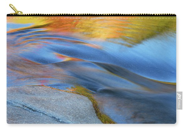 Ripples Flow Swift River Nh Carry-all Pouch