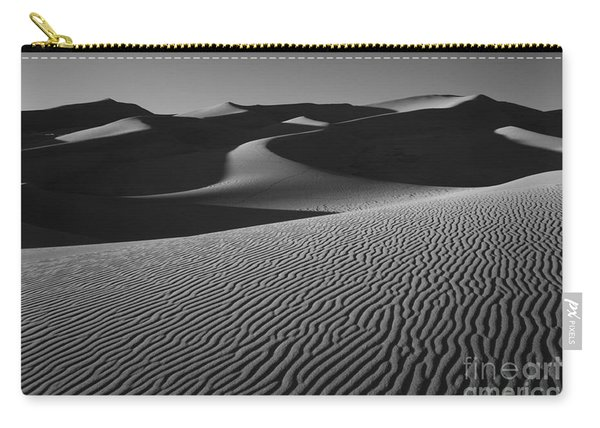 Ripples In The Sand Carry-all Pouch