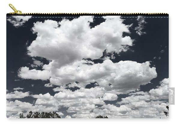 Rise Of The Clouds Carry-all Pouch