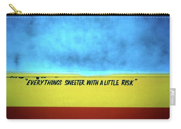 Risk Carry-all Pouch
