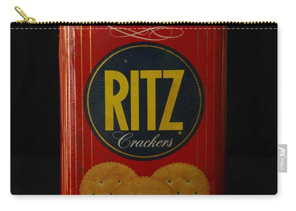 Ritz Crackers Carry-all Pouch