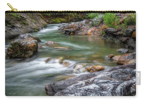 River Beauty Carry-all Pouch