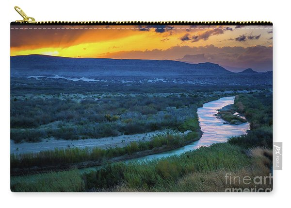 River Bend Carry-all Pouch