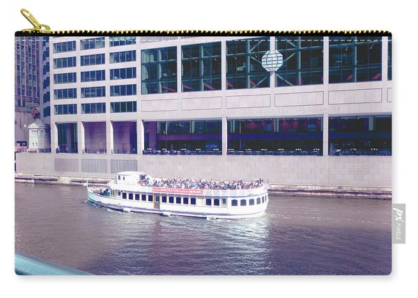 River Boat Tour Carry-all Pouch