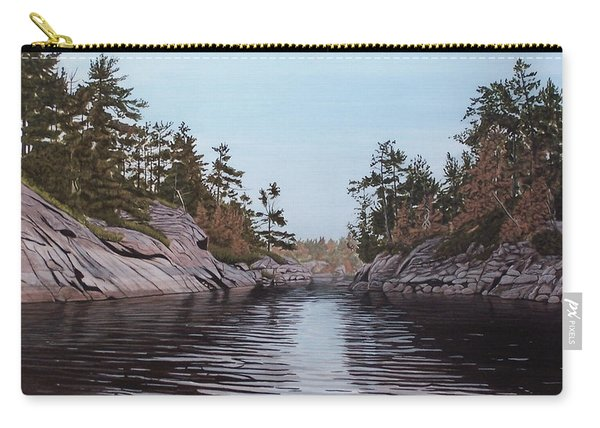 River Narrows Carry-all Pouch
