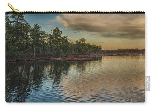 River Reflections On The Mullica River Carry-all Pouch