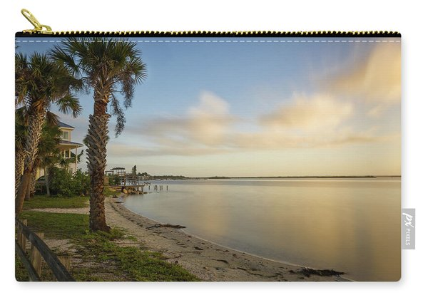 River Road  Sunrise  Carry-all Pouch