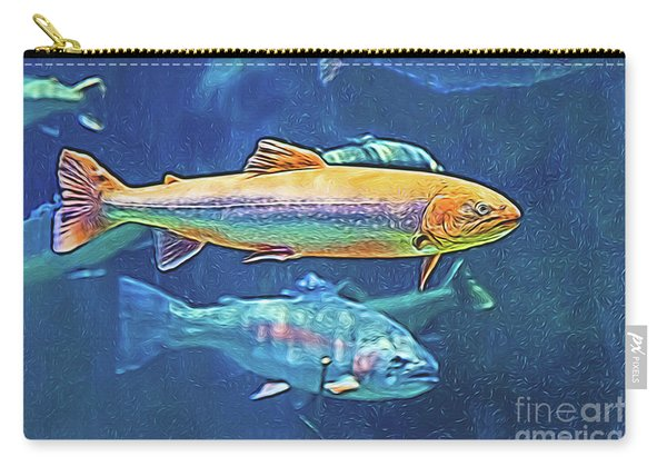 River Trout Carry-all Pouch