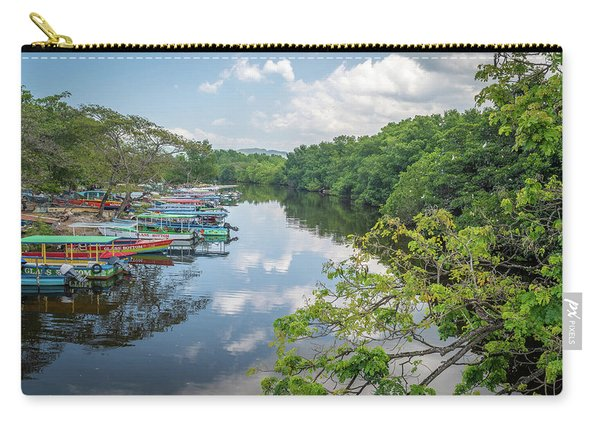 River Views In Negril, Jamaica Carry-all Pouch