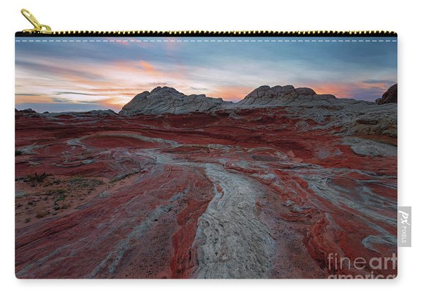 Rivers Of Red Carry-all Pouch