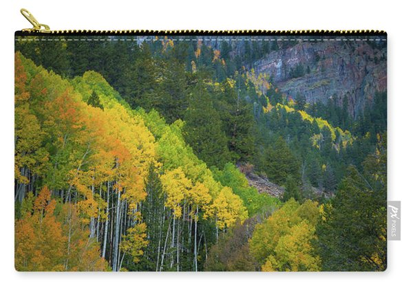 Road To Silver Mountain Carry-all Pouch