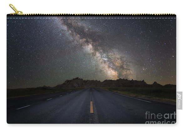 Road To The Heavens Carry-all Pouch