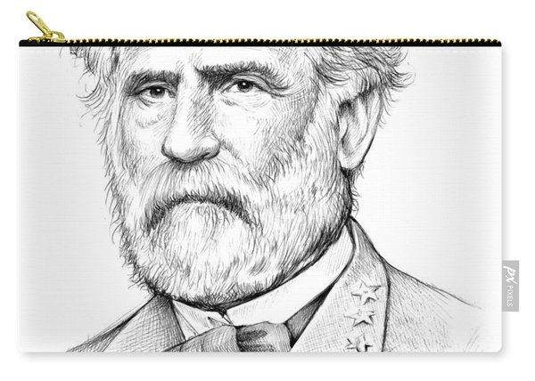 Robert E. Lee Carry-all Pouch