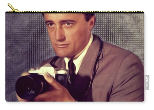 Robert Vaughn, Man From Uncle Carry-all Pouch
