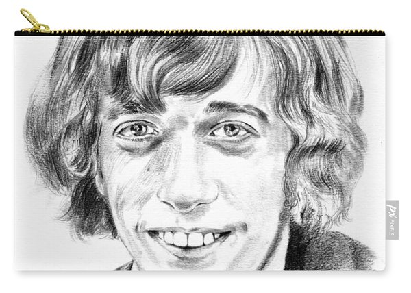 Robin Gibb Drawing Carry-all Pouch