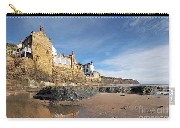 Robin Hoods Bay Carry-all Pouch