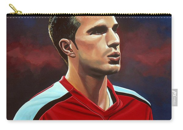 Robin Van Persie Carry-all Pouch