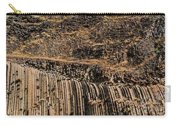Rock Mountain Rock Art By Kaylyn Franks Carry-all Pouch