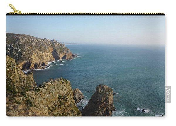Rocks Near To Cabo Da Roca Carry-all Pouch