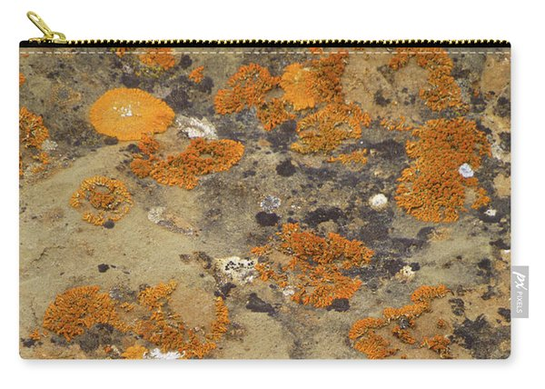 Rock Pattern Carry-all Pouch