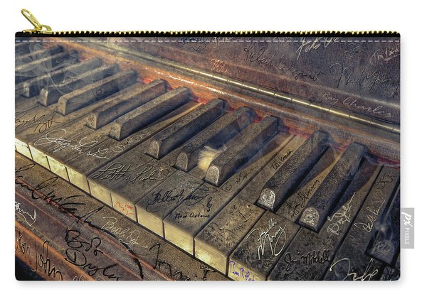 Rock Piano Fantasy Carry-all Pouch