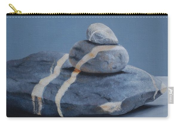Rock Stack Carry-all Pouch