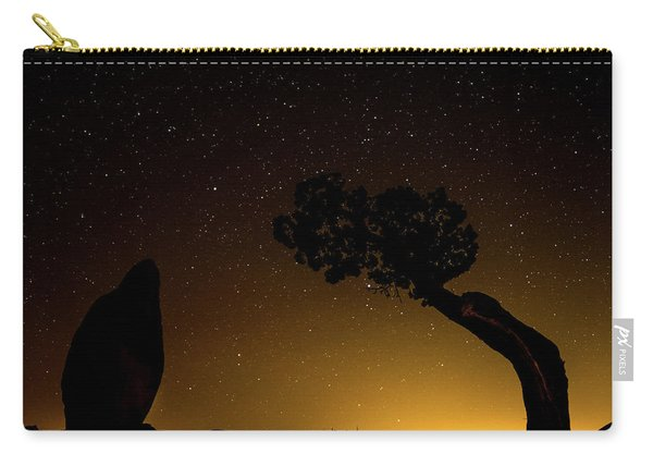 Rock, Tree, Friends Carry-all Pouch