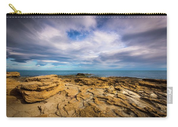 Rocks And Clouds. Carry-all Pouch