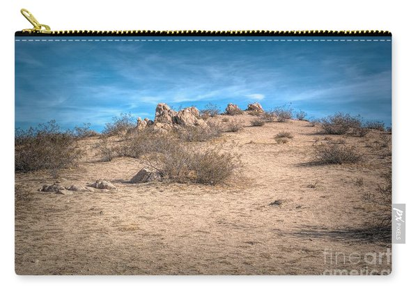 Rocks On The Hill Carry-all Pouch