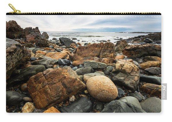 Rocky Maine Coast Carry-all Pouch
