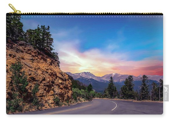 Rocky Mountain High Road Carry-all Pouch