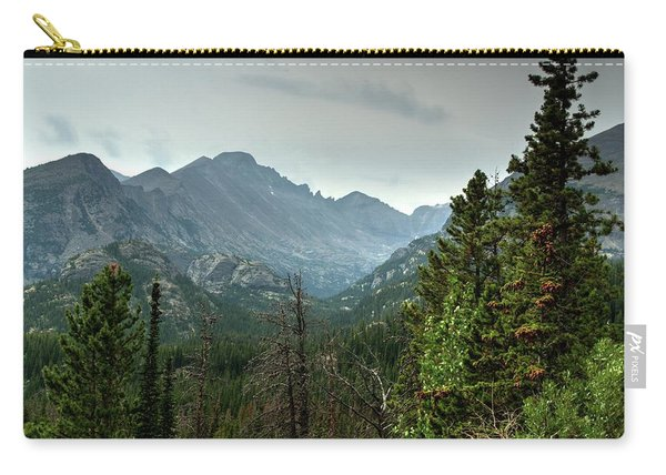 Rocky Mountains National Park 1 Carry-all Pouch