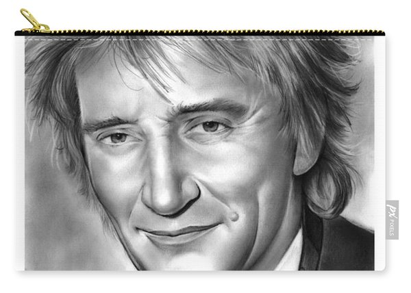 Rod Stewart Carry-all Pouch
