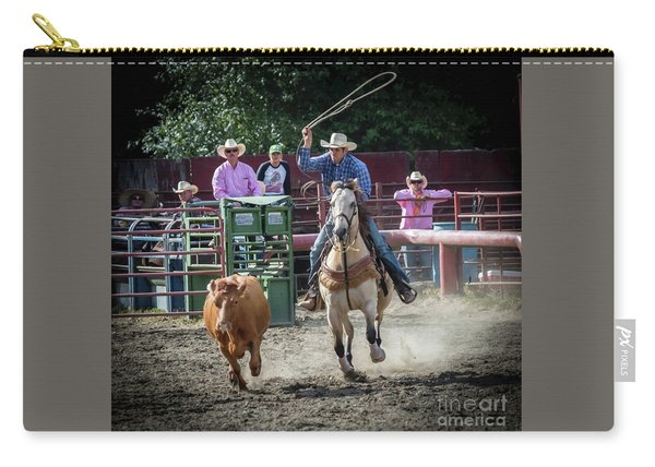 Cowboy In Action#1 Carry-all Pouch