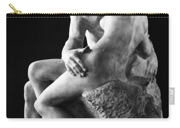 Rodin: The Kiss, 1886 Carry-all Pouch