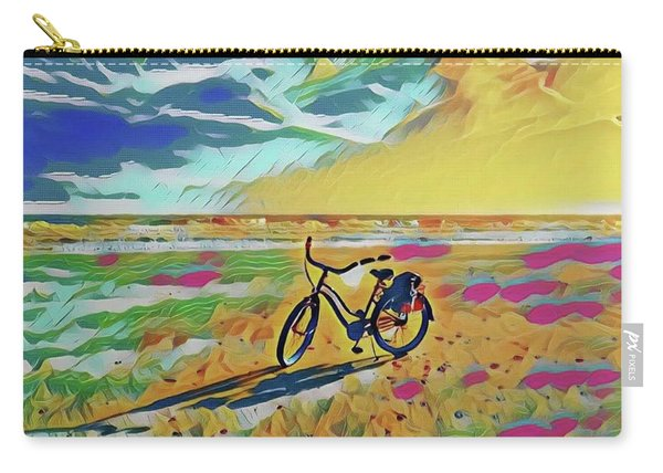 Rollin' Away Carry-all Pouch