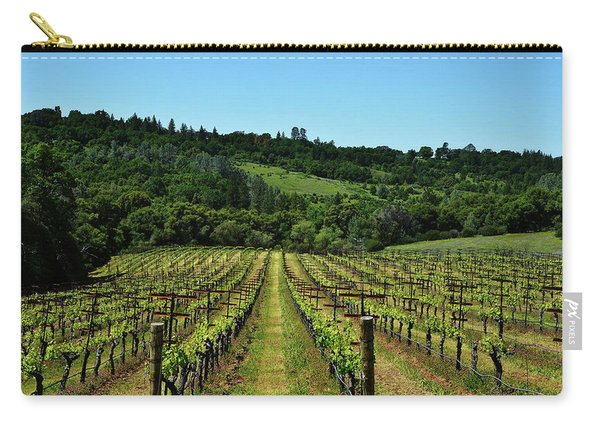 Rolling Hills Winery Grapevines   Carry-all Pouch