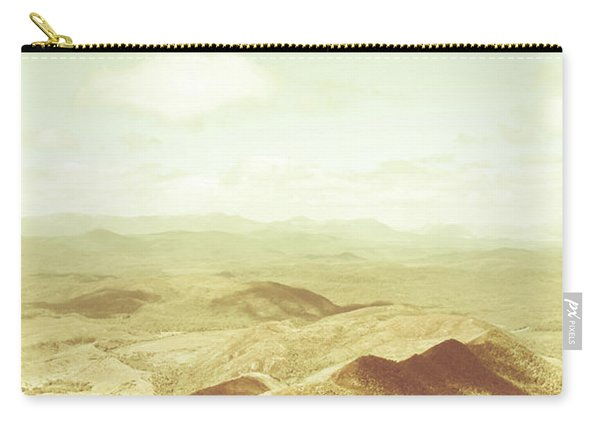Rolling Rural Hills Of Zeehan Carry-all Pouch