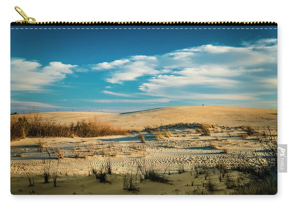 Rolling Sand Dunes Carry-all Pouch