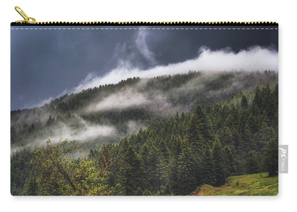 Rolling Through The Trees Carry-all Pouch