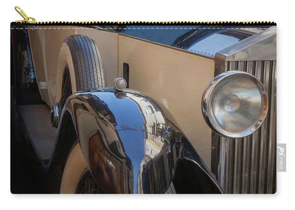 Rolls-royce Close-up Carry-all Pouch