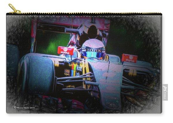 Romain Grosjean 2015 Carry-all Pouch