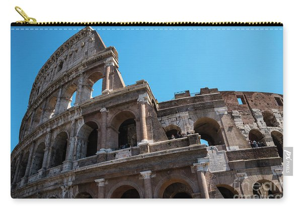 The Colosseum Of Rome Carry-all Pouch