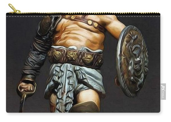 Roman Gladiator - 02 Carry-all Pouch