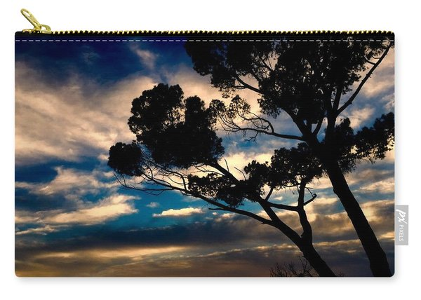 Roman Sunset Carry-all Pouch
