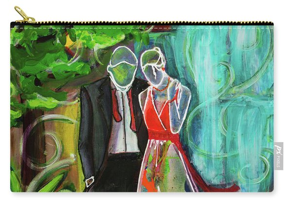 Romance Each Other Carry-all Pouch