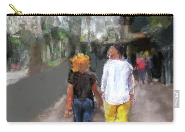 Romantic Couple Carry-all Pouch