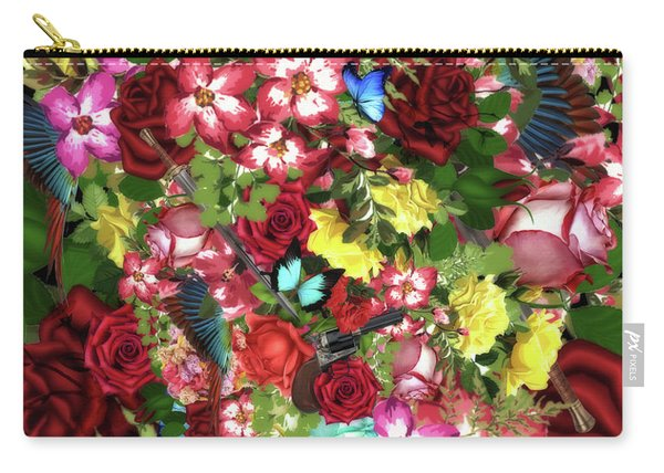 Romantic Mood  Carry-all Pouch