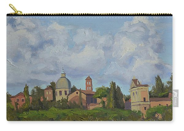 Rome Afternoon Carry-all Pouch